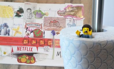 Tips voor ouders: maak een collagekalender en red Lego-mannetjes