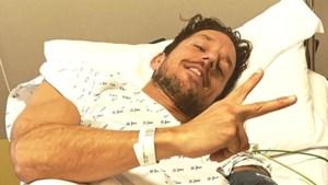 """Damiano uit 'Blind Getrouwd' twee maanden aan bed gekluisterd: """"Voor corona had ander beestje mij te pakken"""""""