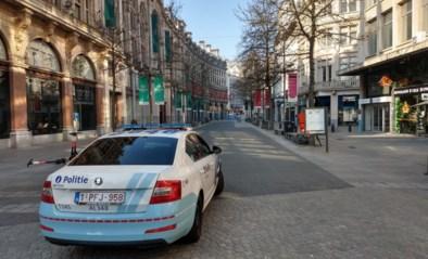 Al meer dan 2.000 mensen kregen in Antwerpen pv voor overtreden coronamaatregelen
