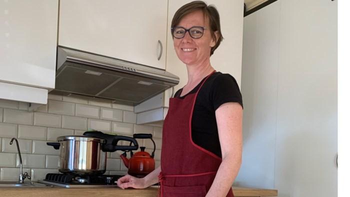 Isabelle maakt mensen gelukkig met zelfgemaakte soep