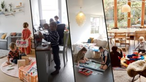 Vier speelplekken onder de loep en tien tips van de opruimcoach voor een speelproof woonkamer