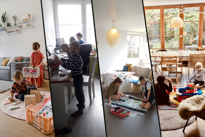 Vier speelplekken onder de loep: tips van de opruimcoach voor een speelproof woonkamer
