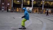 Outdoor skiën in België niet mogelijk? Leuvense broers bewijzen het tegendeel