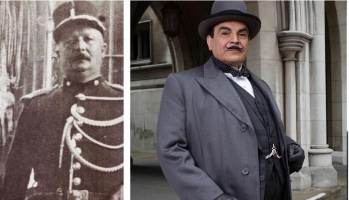 Het grootste mysterie van Agatha Christie onthuld: dit is de échte Hercule Poirot