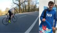 Amaury (19) houdt fietswielen draaiende voor medicijn tegen corona: marathontocht duurt al elf dagen