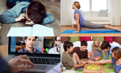 THUISBLIJFGIDS. Tips, advies en activiteiten om de dagen thuis vlot door te komen