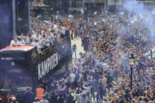 """Club Brugge pakt de titel, maar wat met kampioenenfeest? """"Vieren zullen we, en liefst dubbel"""""""