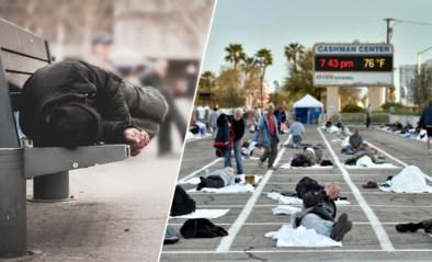 In de VS slapen ze op parking, in Australië in vijfsterrenhotels, maar wat doet Vlaanderen met de daklozen in tijden van corona?