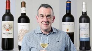 Alain Bloeykens kiest vier wijnen die al enkele jaartjes op de teller hebben en vandaag (bijna) klaar zijn om te kraken