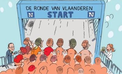 Van b&b-uitbater over journalisten tot Linde Merckpoel: zo zullen ook zij de schrapping van de Ronde van Vlaanderen voelen
