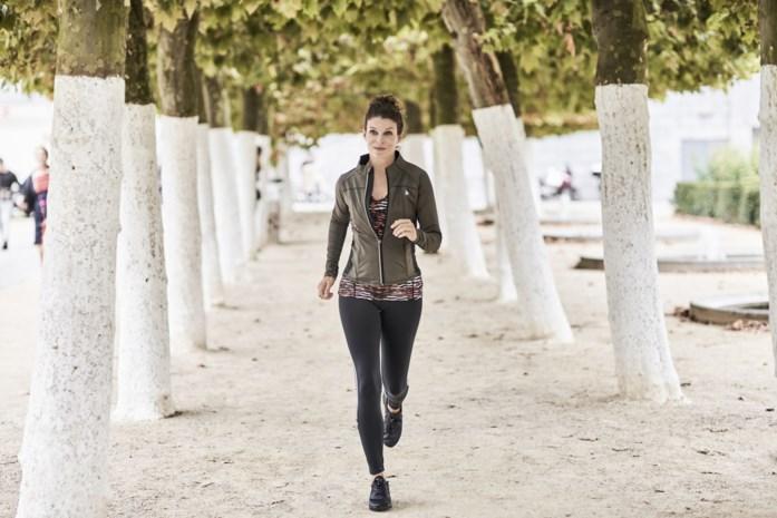 """Evy Gruyaert leert je weer lopen: """"Het voelt een beetje schizofreen om met jezelf te gaan lopen"""""""