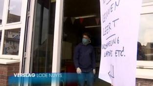 Leuven zamelde al 200-tal pc's en tablets in voor onder meer gezinnen die zonder zitten