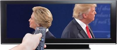Hillary ten voeten uit, drakenmoeder zonder draak & exit Herman?