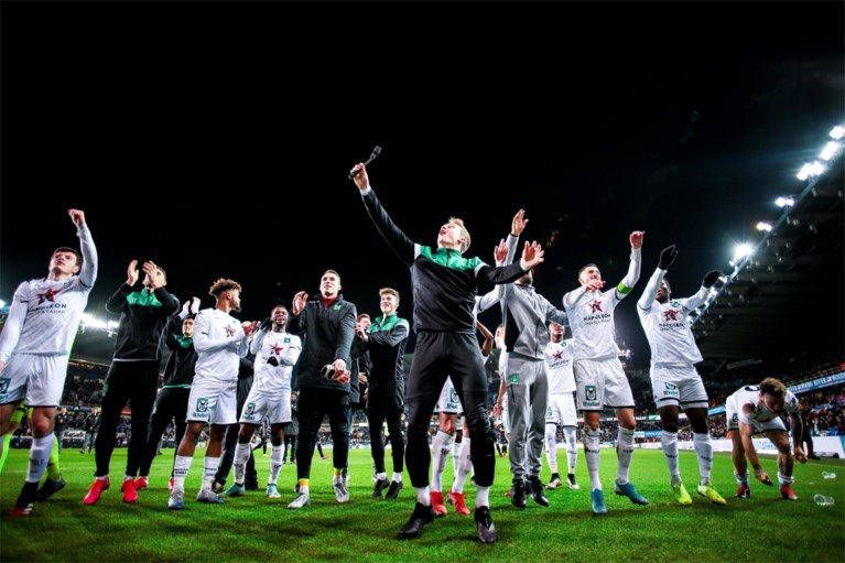 De Oscars van de Jupiler Pro League: Cercle Brugge en Jonathan David vallen in de prijzen, twijfelachtige eer voor Dennis van Wijk