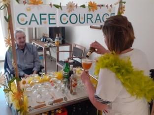 Café Courage maakt quarantainegevoel in wzc draaglijker