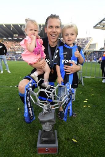 """Ruud Vormer wint zijn derde titel met Club Brugge als huisman: """"We mogen trots zijn op ons seizoen"""""""