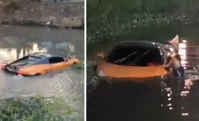 Man wil ritje maken met peperdure Lamborghini, maar dat loopt al snel helemaal mis