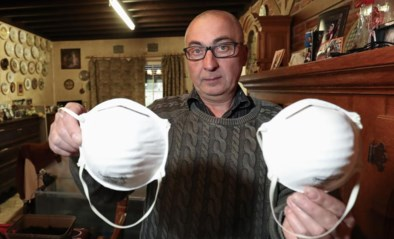 """De man die strategische stock van 63 miljoen verdwenen mondmaskers beheerde, doet zijn verhaal: """"Ze hebben er nog carnaval mee gevierd"""""""