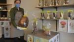 Bakker Katelijne verzamelt paastekeningen