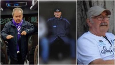 """Voetbalclub rouwt om supporters Jef, Jean en Roger: """"Zal vreemd zijn hen niet meer langs de zijlijn te zien"""""""