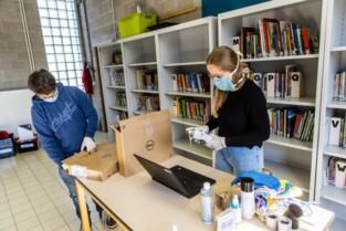 Al 200 laptops ingezameld voor schoolkinderen zonder toestel