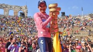 Vuelta wil zeker geen plaats maken voor de Giro