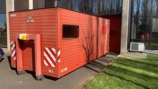 Artsen, verpleegkundigen en woon-zorgcentrum kunnen beschermingsmateriaal afhalen aan brandweerkazerne