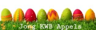 Jong KWB Appels komt met alternatieve paaseierenzoektocht