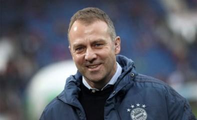 """Bayern München doet na interimperiode langer voort met coach Hansi Flick: """"Zijn empathie spreekt voor zich"""""""