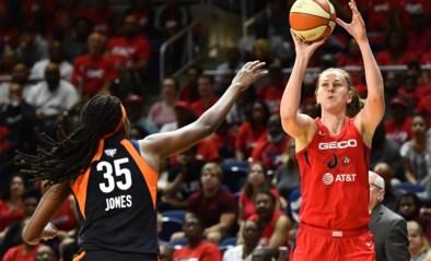 Emma Meesseman zal even moeten wachten om titel te verlengen: WNBA stelt seizoensstart uit