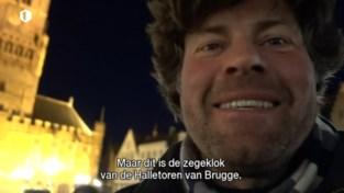 """VIDEO. Filmpje van Wim Lybaert brengt plots honderd mensen samen: """"Een prachtig gebaar, maar luister alsjeblieft van thuis naar de zegeklok"""""""
