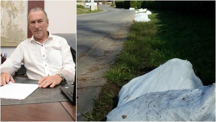 Gemeente schakelt camera's in tegen mobiele sluikstorters die al drie keer afvalspoor trekken van honderden meters