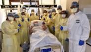 """Wiske (81) verslaat corona: """"Toen ze het ziekenhuis binnenging, vroeg ze om een kaarsje voor haar te branden"""""""
