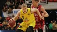Guard Keye van der Vuurst tekent nieuw contract van drie jaar bij Filou Oostende
