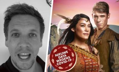 James Cooke steekt iedereen hart onder de riem met het eerste nummer van nieuwe Pocahontas-musical
