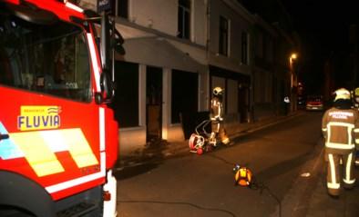 Onbekenden proberen brand te stichten in gesloten bar in Kortrijk