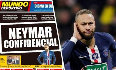 """Hoe Barcelona wilde voorkomen dat Neymar naar Real Madrid zou trekken: """"We halen je terug. Dat is zeker"""""""