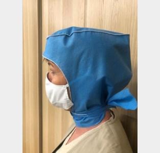 Lemmens Textiel produceert nu ook helmmutsen voor ASZ