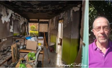 """Dierenartsenpraktijk verwoest na brandstichting, """"maar vooral met dood van katjes heb ik het moeilijk"""""""