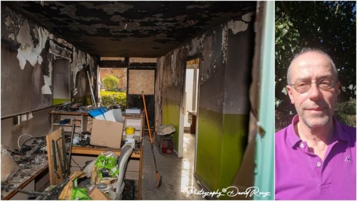 """Dierenartsenpraktijk onbruikbaar na brandstichting, """"maar vooral met de dood van die drie katjes heb ik het moeilijk"""""""