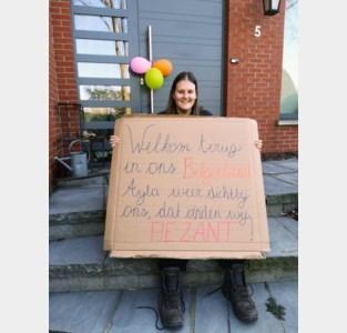 "Ayla (23) en Rani (20) terug van stage in Peru: ""Daar was de lockdown veel strenger"""