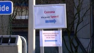 Piek in coronapatiënten op UZ Leuven stilaan bereikt
