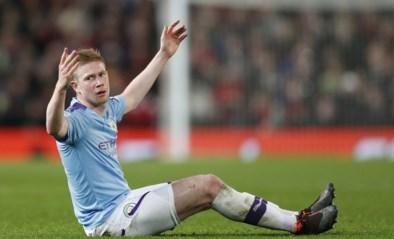 Manchester City doet geen beroep op technische werkloosheid, akkoord over looninlevering blijft uit