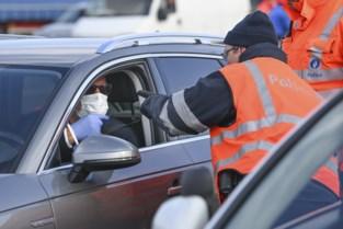 Gentse politie registreerde al meer dan 1.000 mensen bij controles van coronaregels