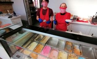 FOTO. Aanschuiven voor artisanaal ijs