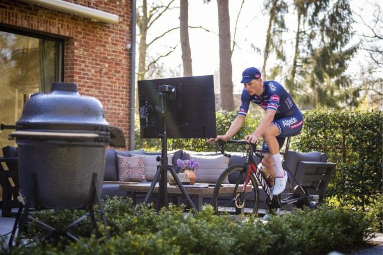 """Mathieu van der Poel ziet deelname aan de Tour de France wel zitten (als die doorgaat): """"Misschien moeten we toch nog eens lobbyen"""""""