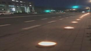 Kaarslichtjes aan Sint-Trudo ziekenhuis uit solidariteit met slachtoffers