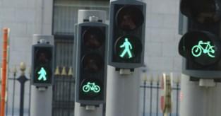 Langer groen voor voetgangers en fietsers