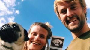 Vrolijk nieuws vanuit hun kot: Eva Daeleman en partner verwachten kindje