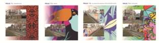 Kies zelf voor mooiste 'verfraaiing' van metrostation Simonis